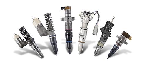 Interstate-McBee Fuel Injectors