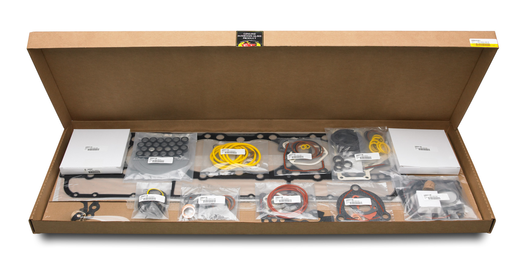 Interstate-McBee Complete Gasket Coverage