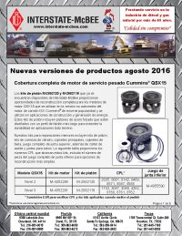 Interstate-McBee New Products August 2016