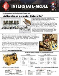 Caterpillar Engine Applications
