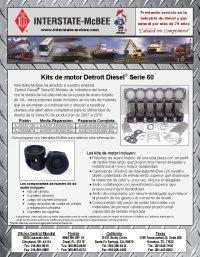 Detroit Diesel Series 60 Kits