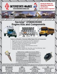 Navistar DT466E/I530E