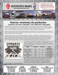 Interstate-McBee New Products