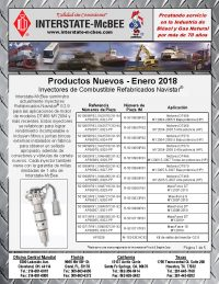 Interstate-McBee New Products January 2018