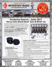 Interstate-McBee New Products June 2017