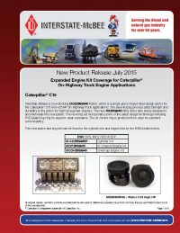 Interstate-McBee New Products July 2015