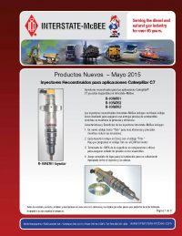 Interstate-McBee New Products May 2015