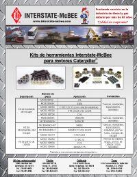 Interstate-McBee Hardware Kits for Caterpillar Engines Spanish