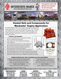 Waukesha Gasket Sets and Components