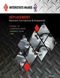 Replacement Electronic Fuel Injectors Components