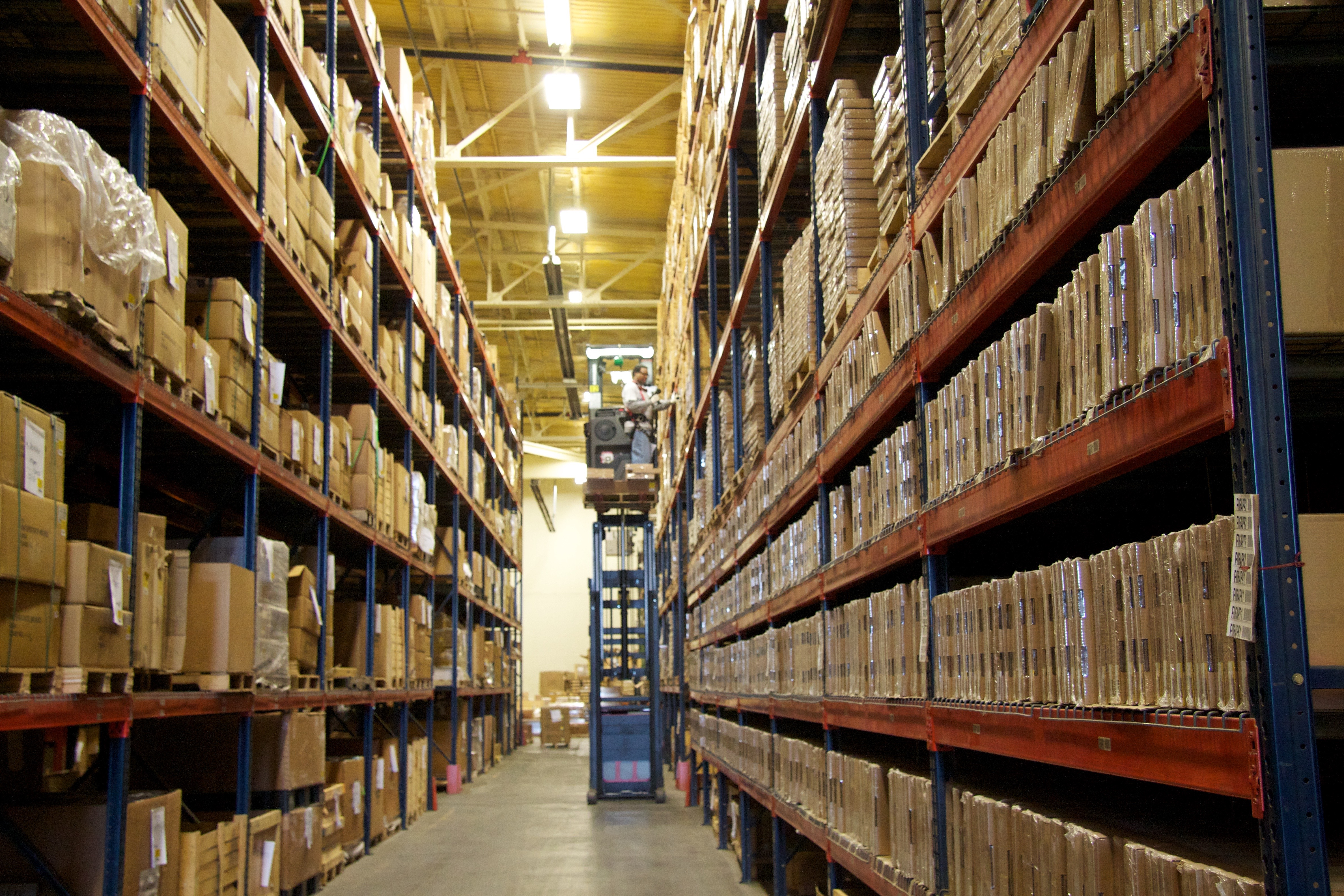 Interstate-McBee Shipping and Warehousing