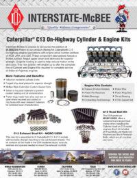 Caterpillar® C13 Sell Sheet