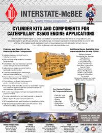 Caterpillar® G3500 Sell Sheet