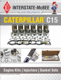 Caterpillar® C15 Foldout