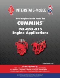 Cummins® ISX-QSX-X15 Catalog