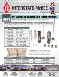 Detroit Diesel® DD15 Head Parts