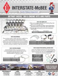 Detroit Diesel® DD15 Sell Sheet