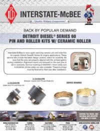 Detroit Diesel® S60 Pin & Roller Kits
