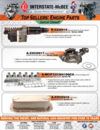 Top Selling Parts: Detroit Diesel®