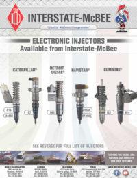Electronic Injectors