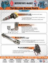 Top Selling Parts: Navistar®