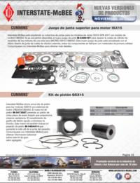 Nuevas Versiones de Productos - Noviembre 2020