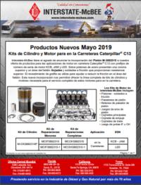 Nuevas Versiones de Productos - Mayo 2019