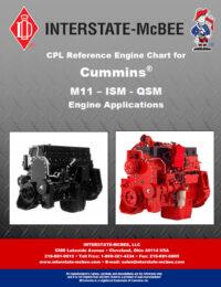 M11-ISM-QSM CPL Chart