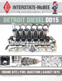Detroit Diesel® DD15 Foldout