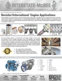 Navistar® Application Reference
